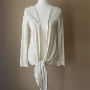Athleta Knotted Top